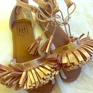 Kids Gap Girl Sandals